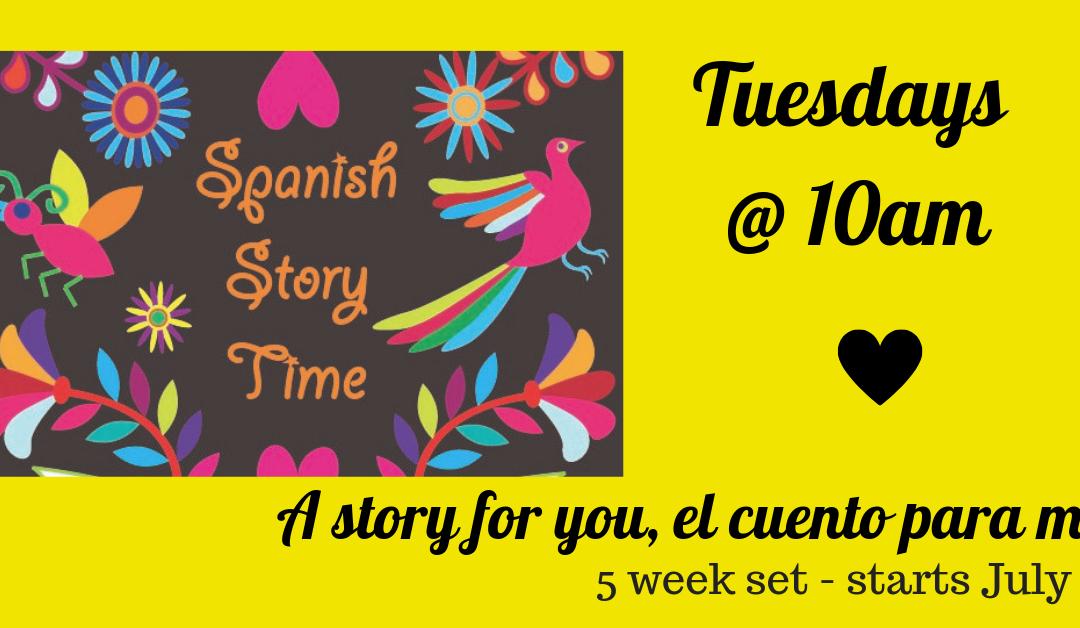 Bilingual Storytime