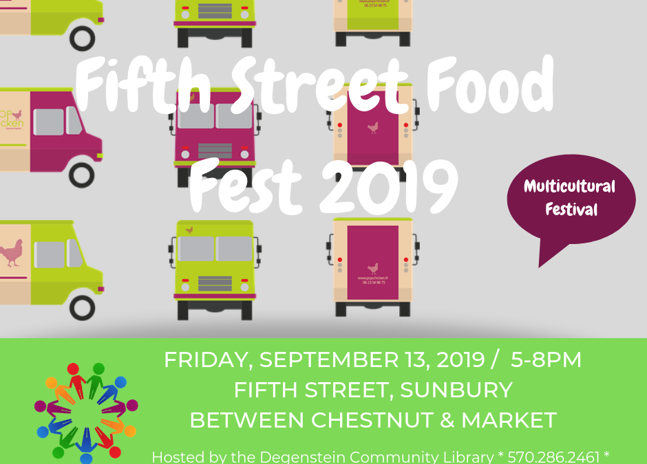 Fifth Street Food Fest