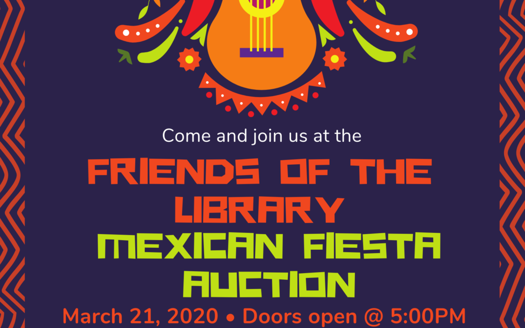 Friends of the Library Auction